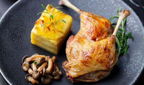 Restaurant proposant de la cuisine traditionnelle de brasserie
